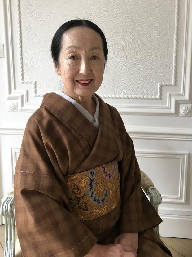 Portrait-Setsuko